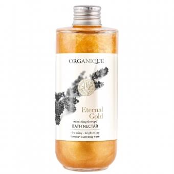 Rozświetlający nektar do kąpieli Eternal Gold