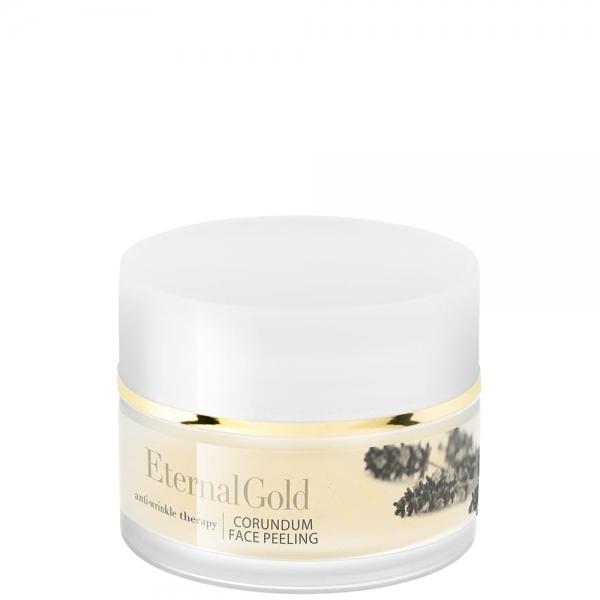 Peeling korundowy dla skóry dojrzałej Eternal Gold