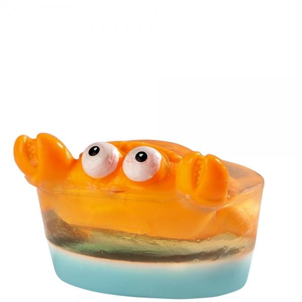 Mydło z zabawką Krab
