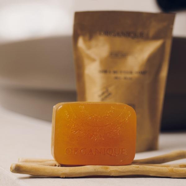 Mydło z masłem Shea dla skóry suchej