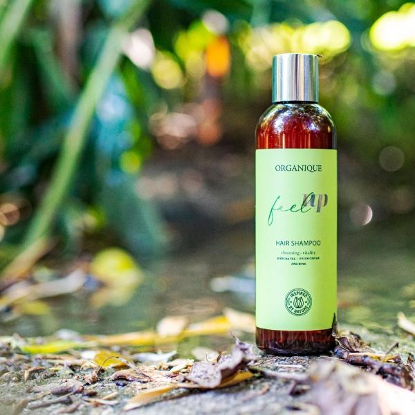 Oczyszczający szampon do włosów Feel Up