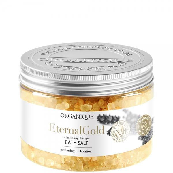 Relaksująca sól do kąpieli Eternal Gold