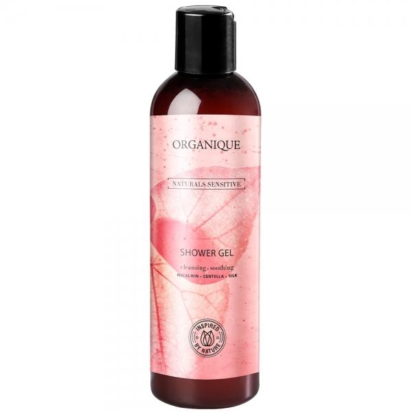 Łagodzący żel pod prysznic dla skóry wrażliwej Naturals Sensitive
