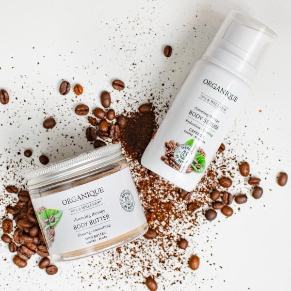 Antycellulitowe serum do ciała Slimming Coffee