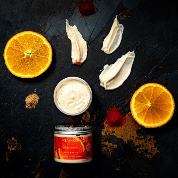 Stymulujące masło do ciała Spicy