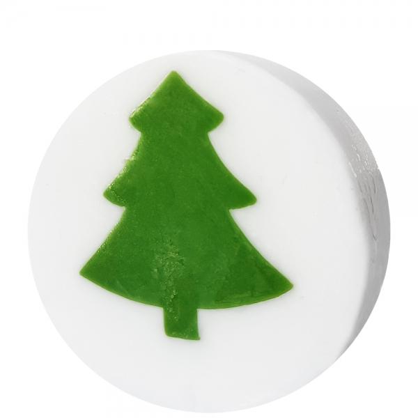 Mydło zielona choinka