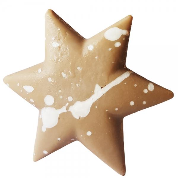 Mydło piernikowa gwiazdka