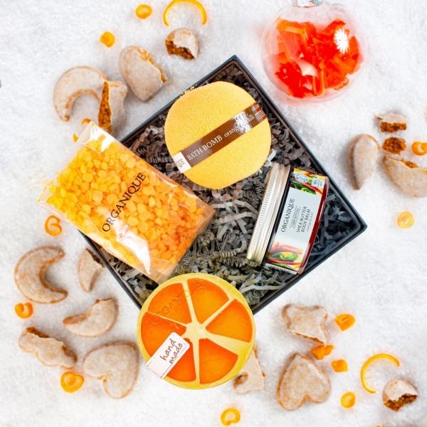 Zestaw prezentowy Orange Chill