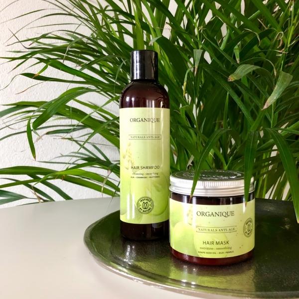 Zestaw szampon + maska Naturals Anti Age