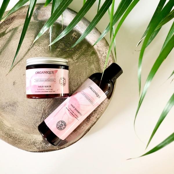 Zestaw szampon + maska Naturals Sensitive