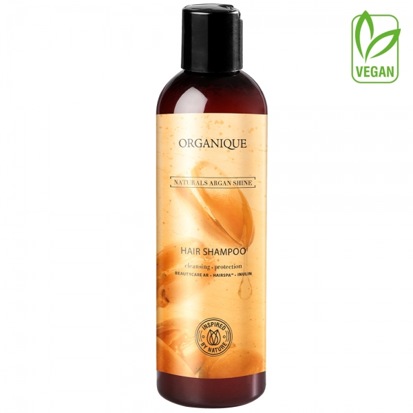 Szampon do włosów suchych i matowych Naturals Argan Shine