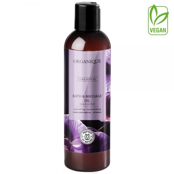 Olej do kąpieli i masażu Czarna Orchidea