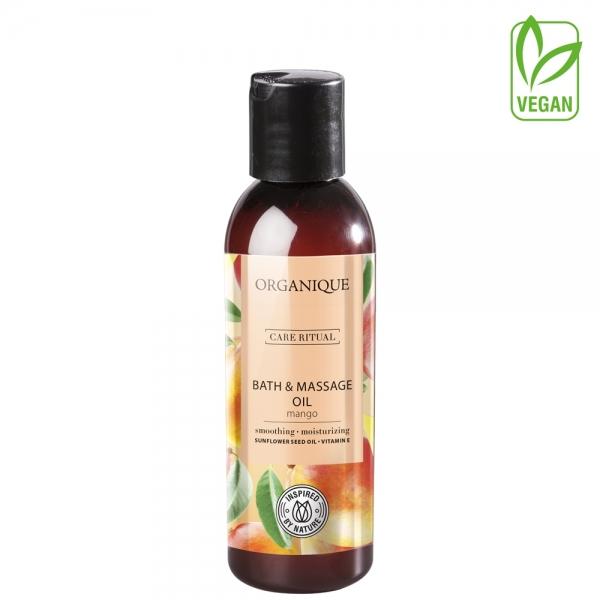 Odżywczy Olej do kąpieli i masażu Mango