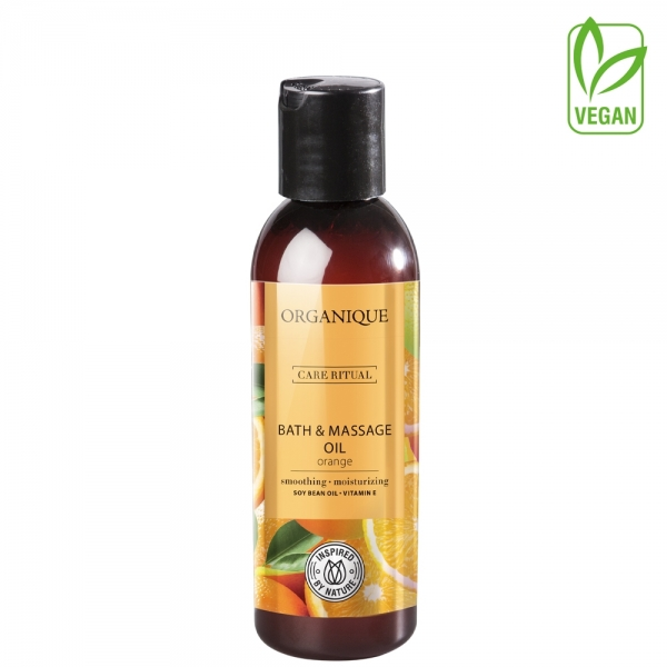 Odżywczy Olej do kąpieli i masażu Pomarańcza