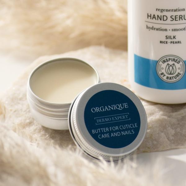 Regenerujące masło do skórek i paznokci Dermo Expert
