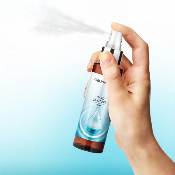 Spray do dezynfekcji rąk