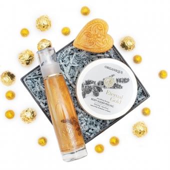 Zestaw prezentowy Golden Skin