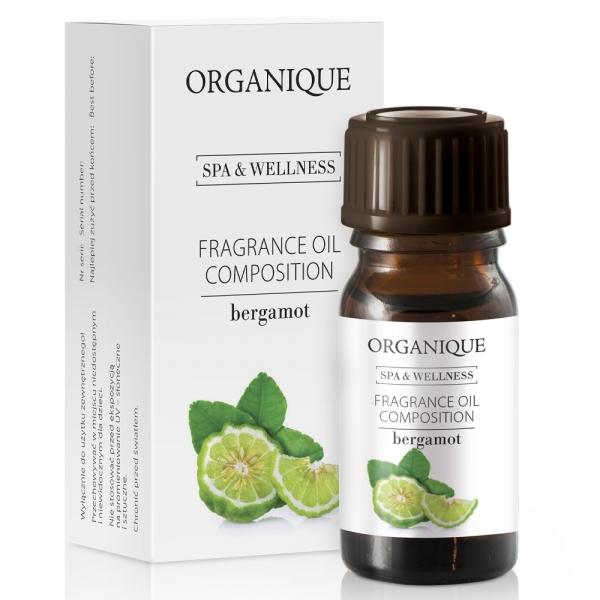 Olejek aromatyczny Bergamotowy