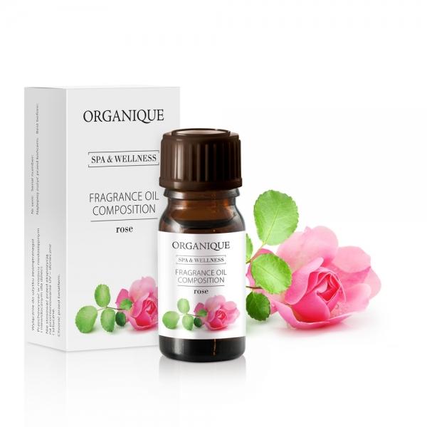 Olejek aromatyczny Różany