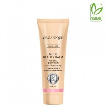 Krem upiększający dla skóry suchej i normalnej Nude Beauty Balm