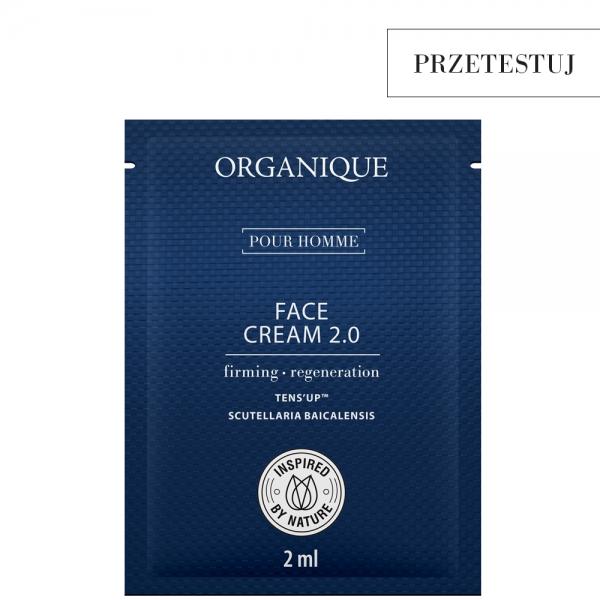 Krem do twarzy 2.0 Pour Homme próbka