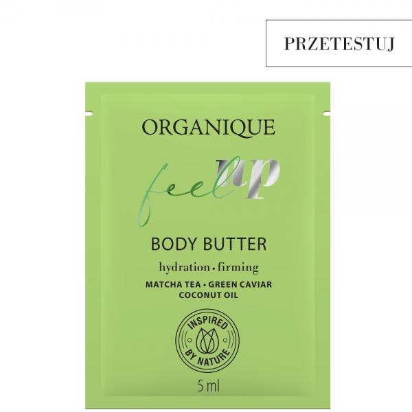 Ujędrniające masło do ciała Feel Up próbka