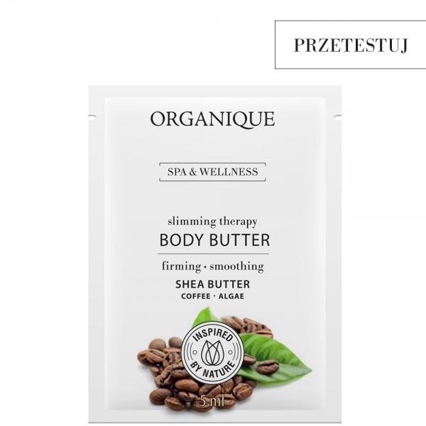 Antycellulitowe masło do ciała Slimming Coffee próbka
