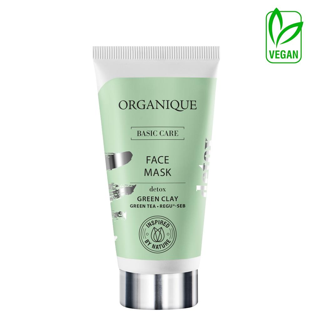 Detoksykująca maska do twarzy Basic Care