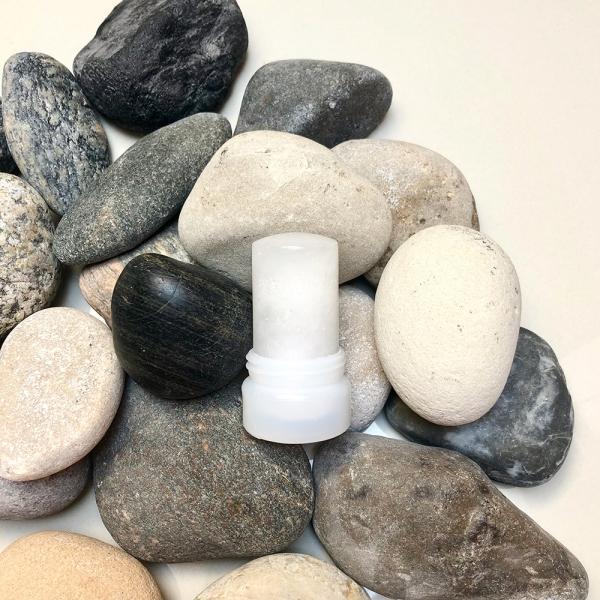 Naturalny antyperspirant - Ałun