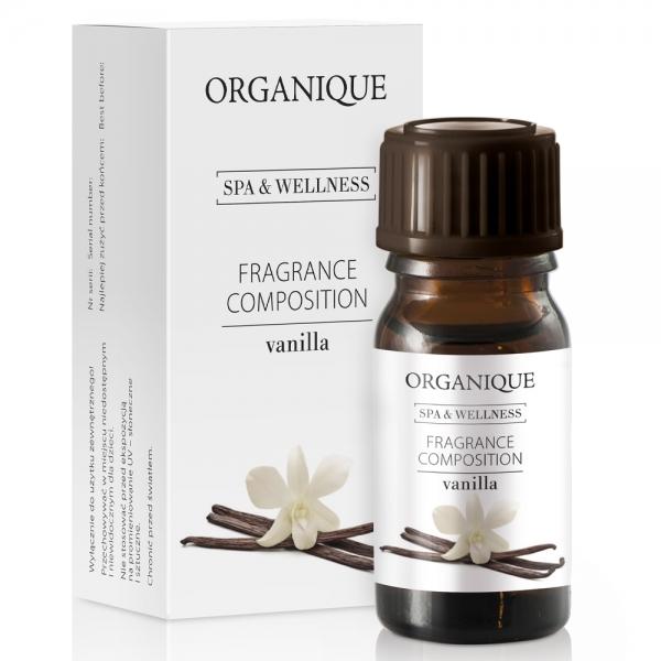 Olejek aromatyczny Waniliowy