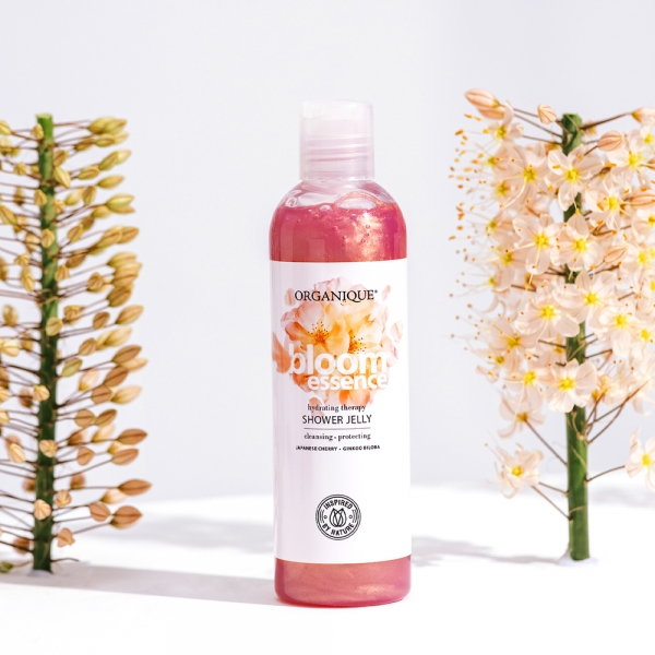 Łagodny żel pod prysznic Bloom Essence