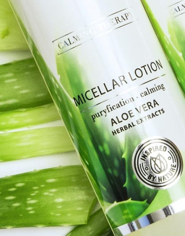 Łagodzący płyn micelarny Aloe Vera