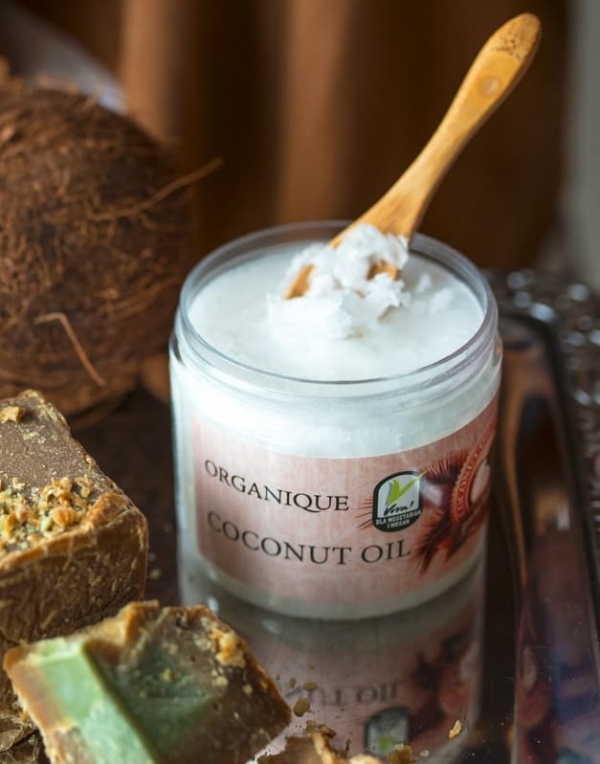 Naturalny Olej Kokosowy