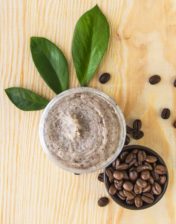 Antycellulitowy peeling cukrowy Slimming Coffee
