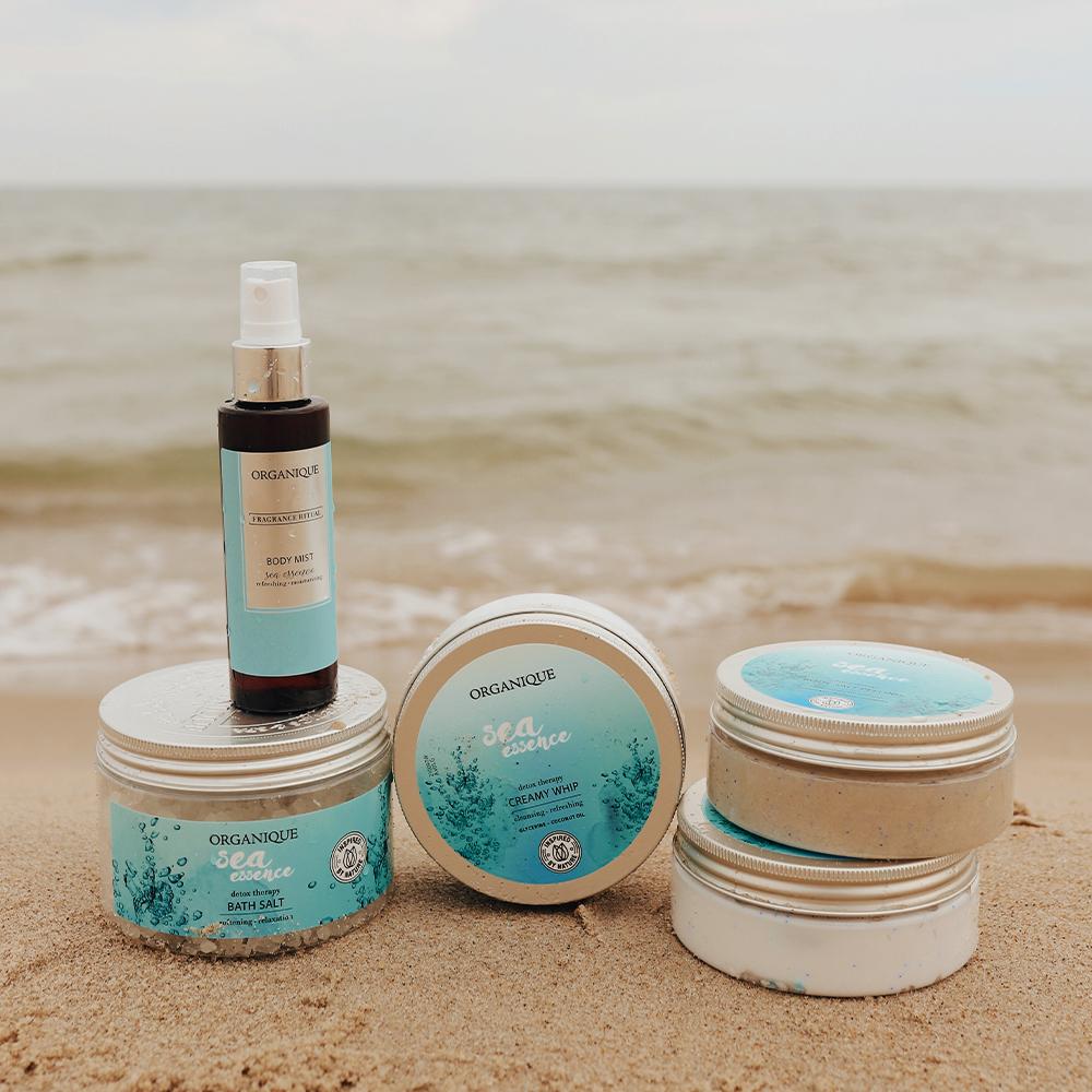 Antyoksydanty w kosmetykach Sea Essence