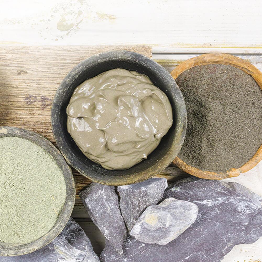 Kosmetyki dla nastolatków - maseczki z glinki