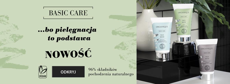 Nowość Maski Basic Care