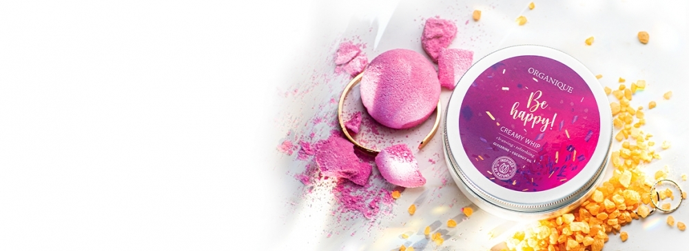 Radość pielęgnacji z limitowanymi kosmetykami do pielęgnacji ciała