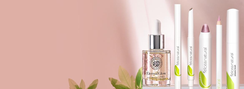 Naturalna pielęgnacja twarzy i ciała + ekologiczny makijaż