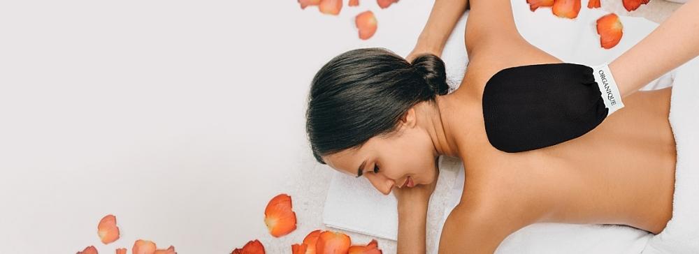 Rękawica Kessa - jak skutecznie oczyścić skórę ciała?
